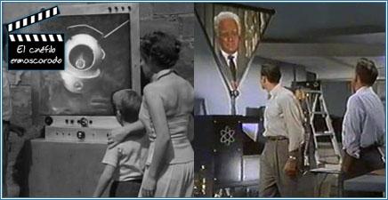 Robot Moster (1953) y Regreso a la Tierra (1955)