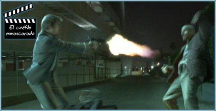 Colateral (Michael Mann, 2004). Asesino a sueldo