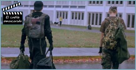 Elephant (Gus Van Sant, 2003). Asesinos en masa.