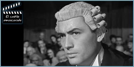 Gregory Peck, defensor de la Sra. Paradine