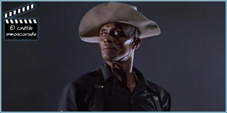 El sargento negro (J. Ford, 1960)