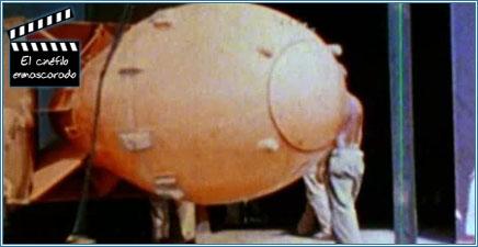 """""""Fat Man"""", la bomba de plutonio de Nagasaki"""