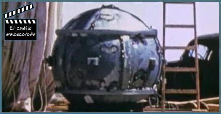"""""""Trinity"""", la primera bomba atómica de la historia"""