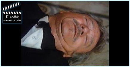 """El último plano de su extensa carrera en """"El último pistolero"""" (1976)"""