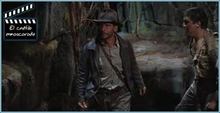 El arqueólogo Indiana Jones