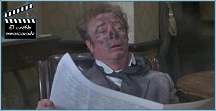 ¿No es el perfecto Sherlock Holmes?