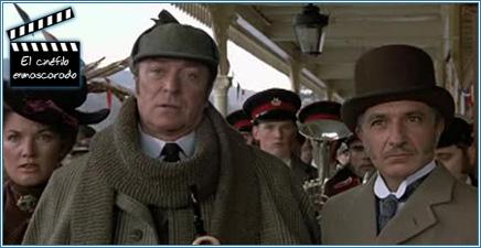 "Michael ""Holmes"" y Ben ""Watson"""