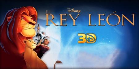 El Rey León 3D