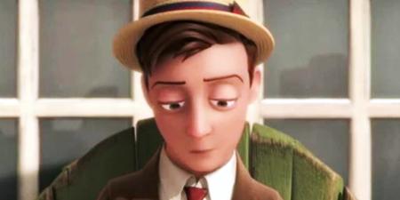Mr. Morris Lessmore