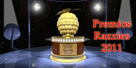 Premios Razzies 2011