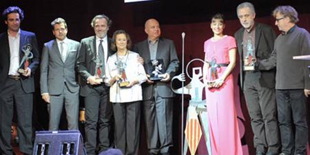Premios San Jordi 2012