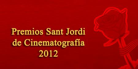 Premios Sant Jordi 2012