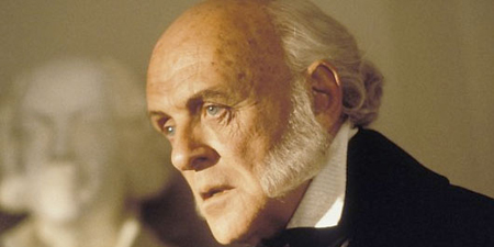 Anthony Hopkins - John Quincy Adams