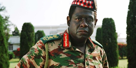 Forest Whitaker - Idi Amin