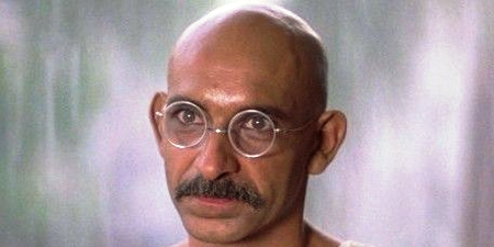 Ben Kingsley - Mahatma Gandhi