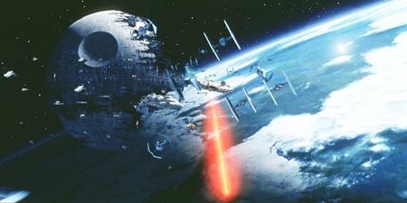 La guerra de la galaxias