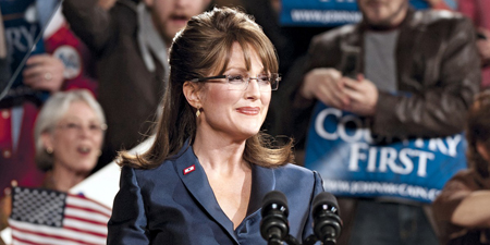 Julianne Moore - Sarah Palin