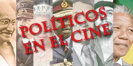 Políticos en el cine
