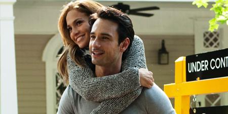 Jennifer Lopez y Rodrigo Santoro