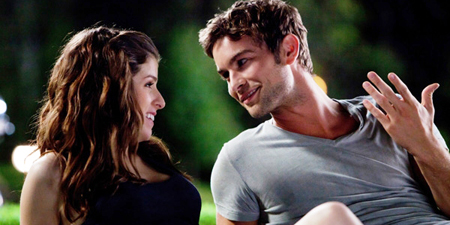 Anna Kendrick y Chace Crawford
