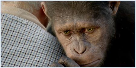 Andy Serkis es César