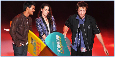 Premios Teen Choice Awards 2012