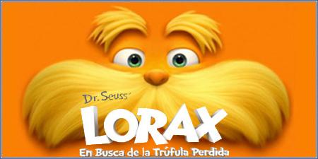 Lorax. En busca de la trúfula perdida