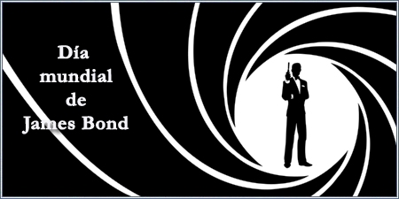 El Día Mundial de James Bond