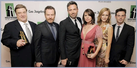 Mejor reparto: John Goodman, Bryan Cranston, Ben Affleck, Clea DuVall, Kerry Bishe y Scoot McNairy