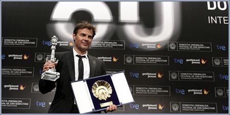 """Francois Ozon, Concha de Oro 2012 con """"Dans le maison"""""""
