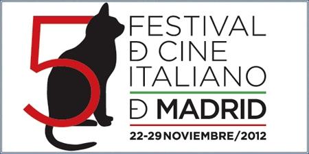 5º Festival de Cine Italiano de Madrid