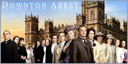 Mejor ficción extranjera para Downton Abbey