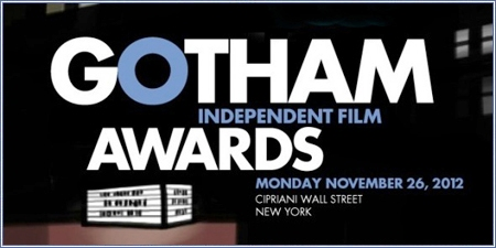 Gotham Independent Awards 2012