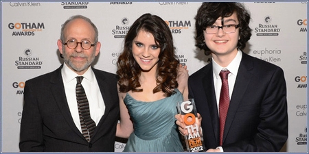 Parte del elenco de <em>Moonrise Kingdom</em>
