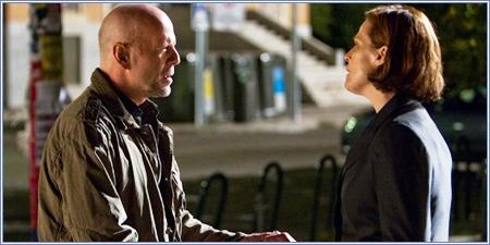 Bruce Willis y Sigourney Weaver, La fría luz del día