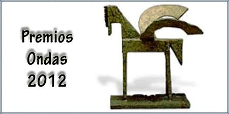Premios Ondas 2012