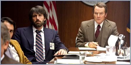Ben Affleck y Bryan Cranston