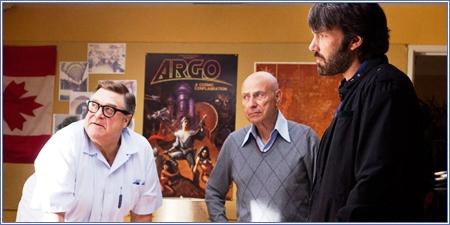 John Goodman, Alan Arkin y Ben Affleck