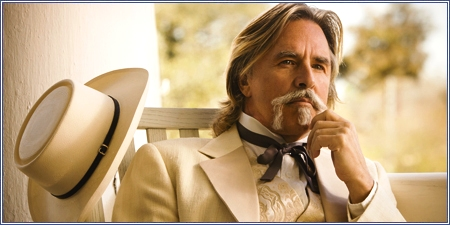 Don Johnson, Django desencadenado