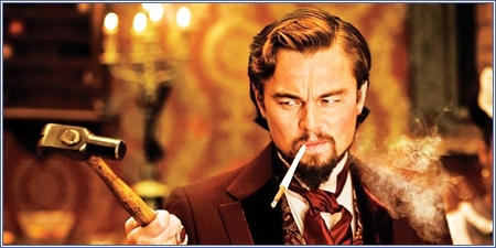 Leonardo DiCaprio, Django desencadenado