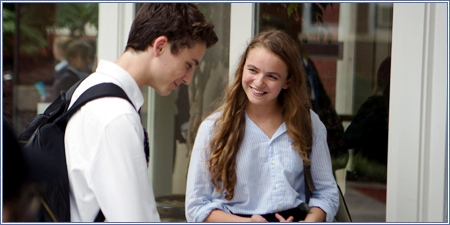 Finn Walden y Dana Brody, Homeland