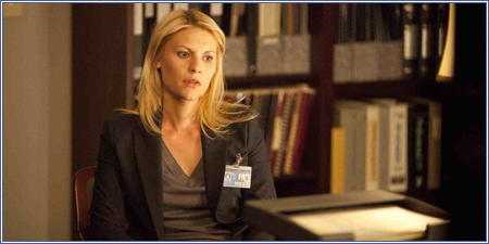Carrie Mathison, Homeland