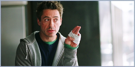 Robert Downey Jr., Kiss kiss, bang bang