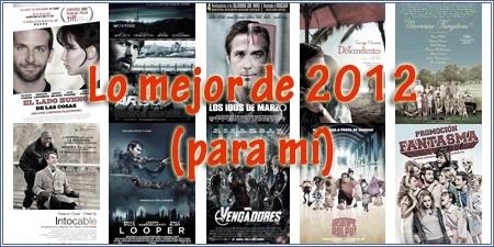 Lo mejor de 2012