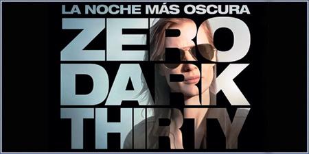 La noche más oscura (Zero dark thirty)
