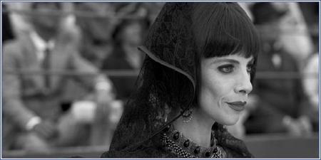 Maribel Verdú como la malvada madrastra, Blancanieves