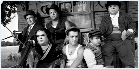 Los seis enanos toreros, Blancanieves