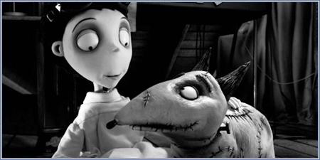 Víctor y Sparky, Frankenweenie