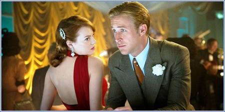 "Emma Stone y Ryan Gosling, ""Gangster squad. Brigada de élite"""
