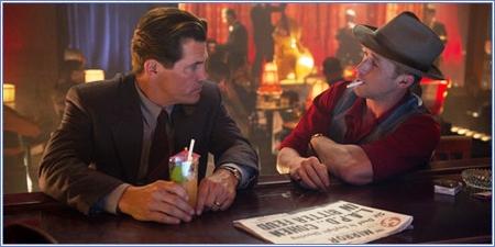 """Josh Brolin y Ryan Gosling, """"Gangster squad. Brigada de élite"""""""